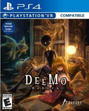 DEEMO -Reborn- PS4 PKG Download