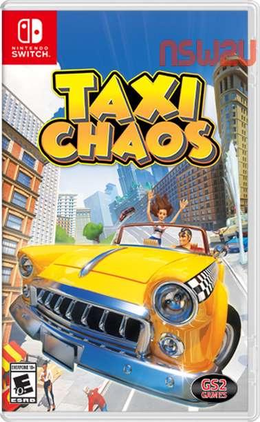 Taxi Chaos Switch NSP XCI NSZ