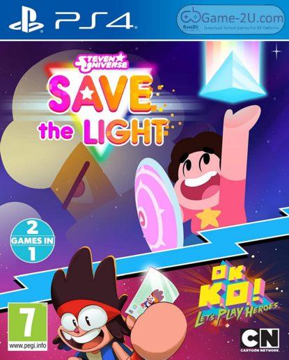 Steven Universe Save the Light PS4 PKG