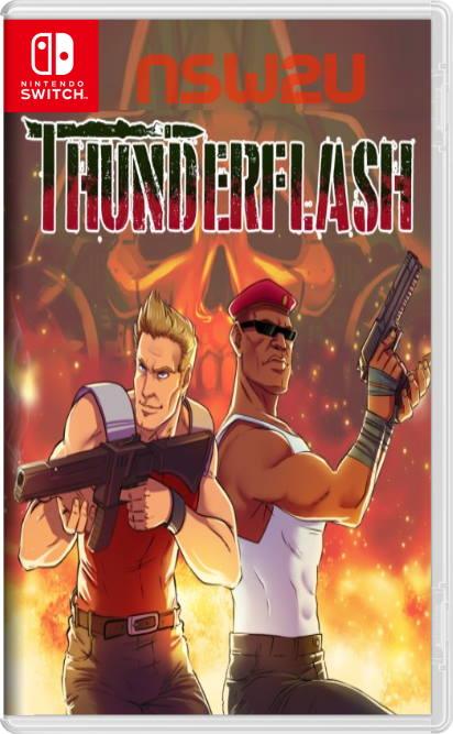 Thunderflash Switch NSP XCI NSZ