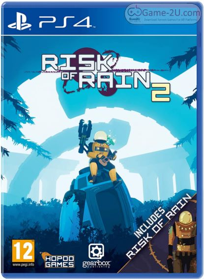 Risk of Rain 2 PS4 PKG