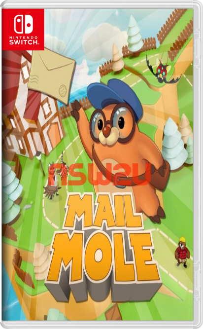 Mail Mole Switch NSP XCI