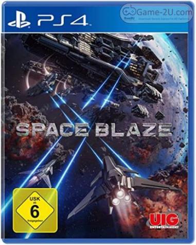 Space Blaze PS4 PKG Download