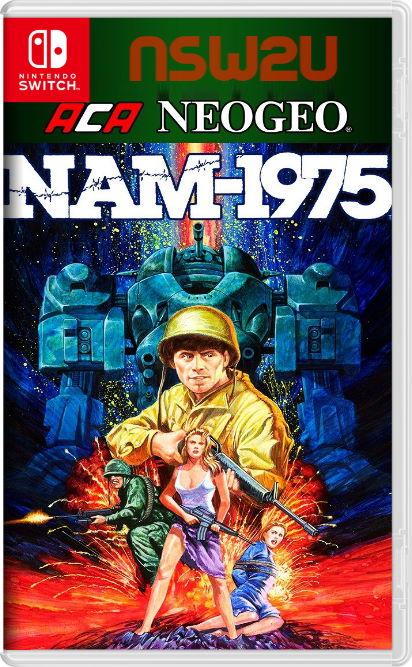 ACA NEOGEO NAM-1975 Switch NSP XCI NSZ