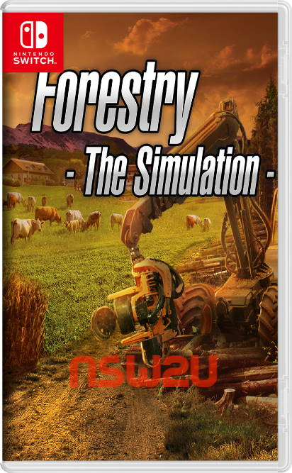 Forestry - The Simulation Switch NSP XCI NSZ