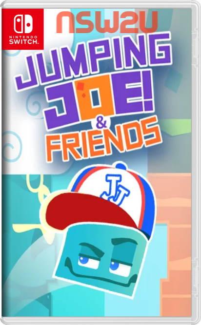 Jumping Joe and Friends Switch NSP XCI NSZ