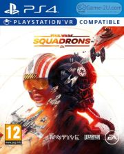STAR WARS: Squadrons PS4 PKG