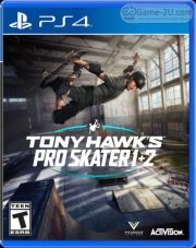 Tony Hawk's Pro Skater 1 + 2 PS4 PKG