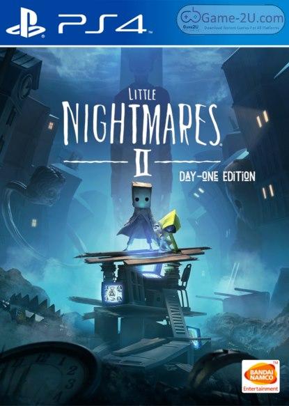 Little Nightmares II PS4 PKG Download
