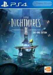 Little Nightmares II PS4 PKG