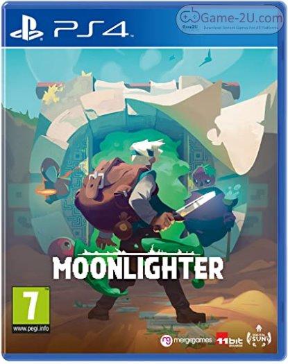 Moonlighter PS4 PKG