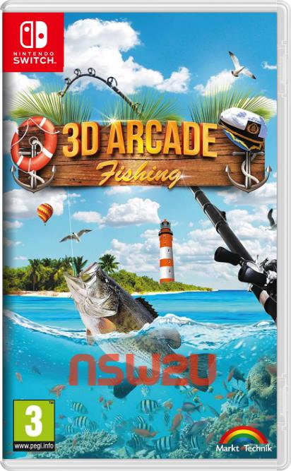 3D Arcade Fishing Switch NSP XCI