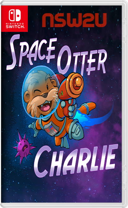 Space Otter Charlie Switch NSP XCI NSZ