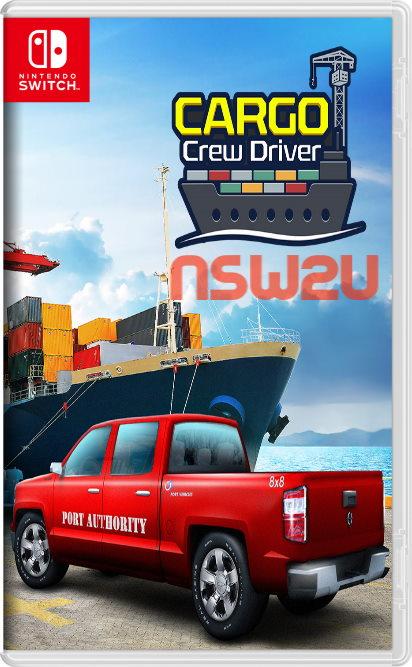 Cargo Crew Driver Switch NSP XCI NSZ