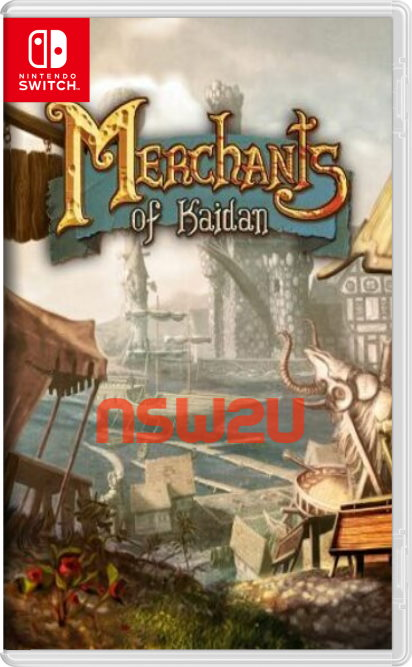 Merchants of Kaidan Switch NSP XCI NSZ