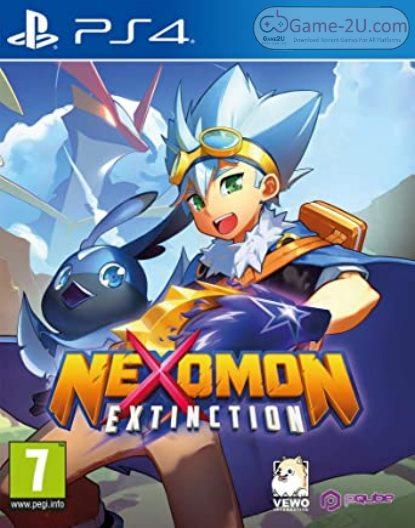 Nexomon Extinction PS4 PKG