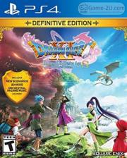DRAGON QUEST XI S: Echoes of an Elusive Age – Definitive Edition PS4 PKG