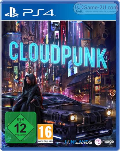 Cloudpunk PS4 PKG