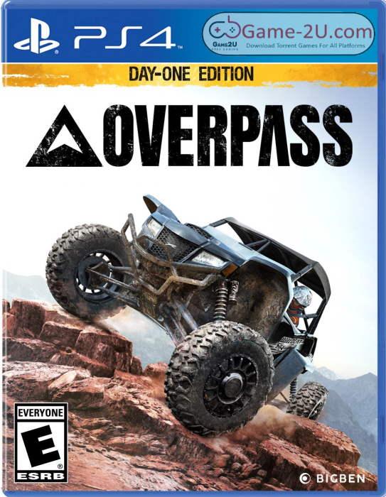 Overpass PS4 PKG Download