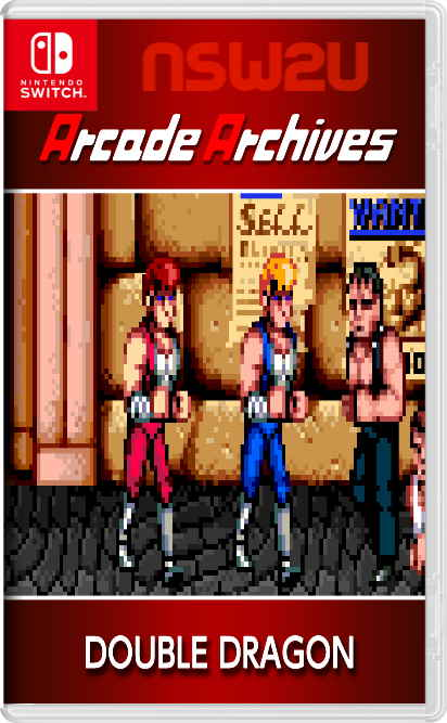 Arcade Archives DOUBLE DRAGON Switch NSP XCI