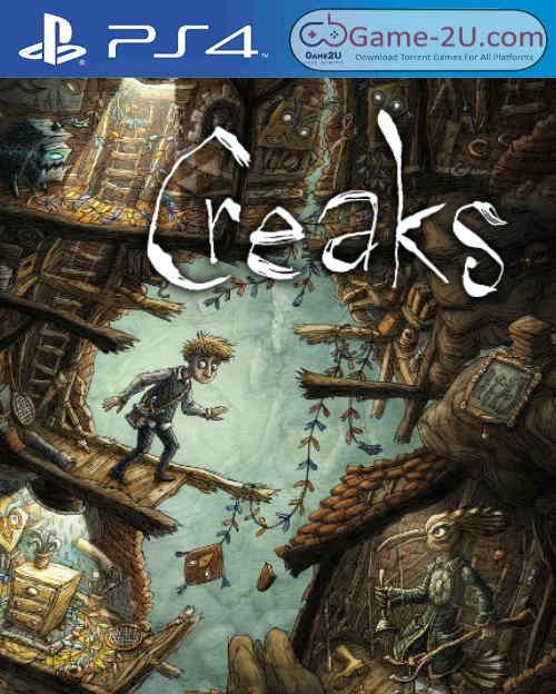 Creaks PS4 PKG