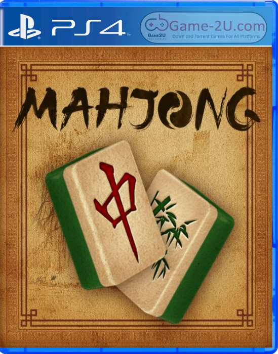 Mahjong PS4 PKG