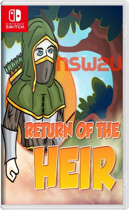 Return of the Heir Switch NSP XCI NSZ