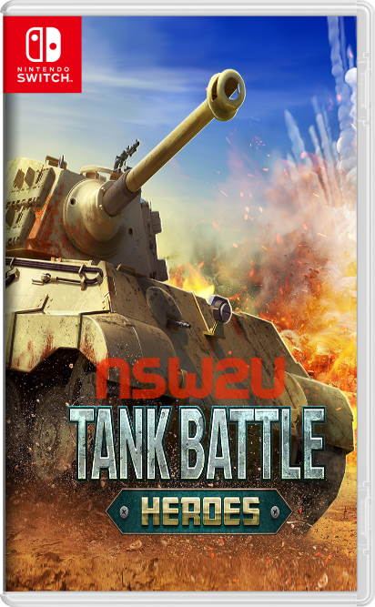 Tank Battle Heroes Switch NSP XCI NSZ