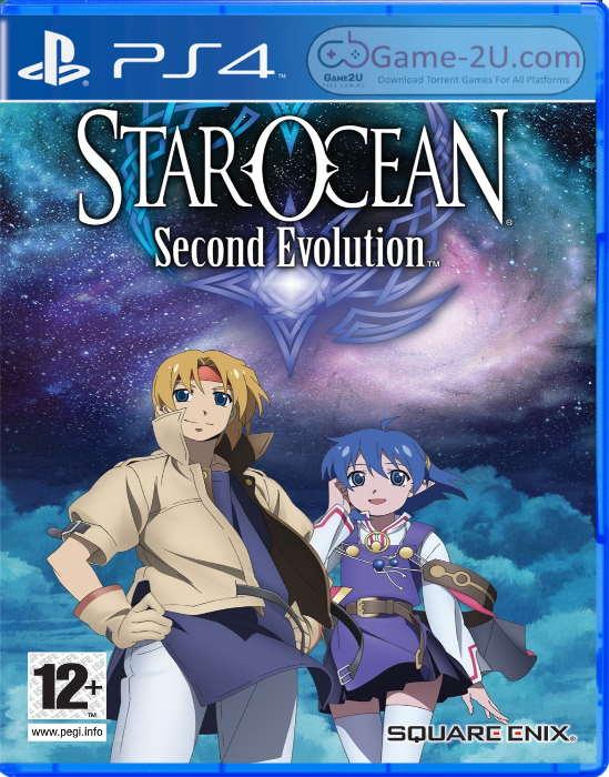 Star Ocean Second Evolution PS4 PKG