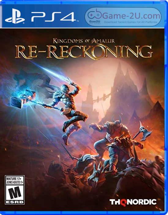 Kingdoms of Amalur Re-Reckoning PS4 PKG