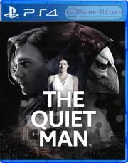 THE QUIET MAN PS4 PKG