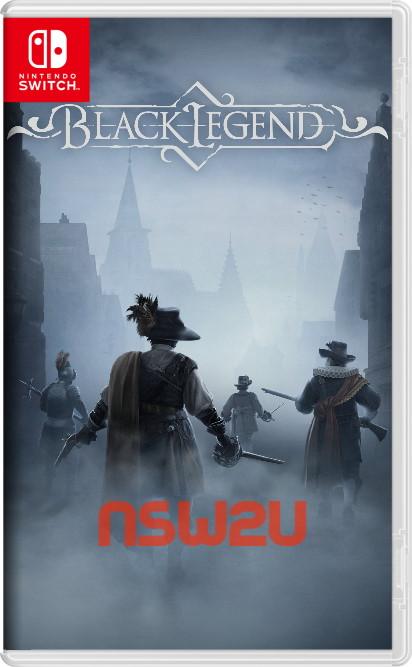 Black Legend Switch NSP XCI NSZ