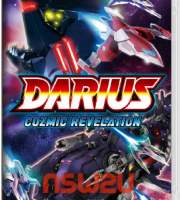DARIUS COZMIC REVELATION Switch NSP XCI