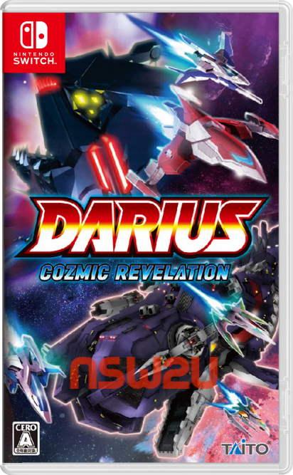DARIUS COZMIC REVELATION Switch NSP XCI NSZ