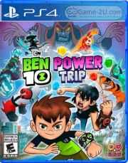 Ben 10: Power Trip PS4 PKG
