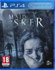Maid of Sker PS4 PKG