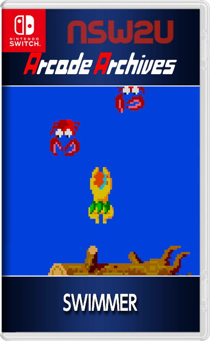 Arcade Archives SWIMMER Switch NSP XCI NSZ