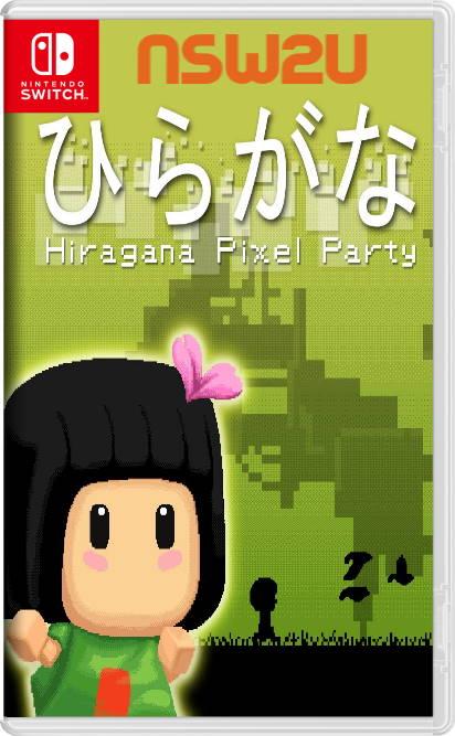 Hiragana Pixel Party Switch NSP XCI NSZ