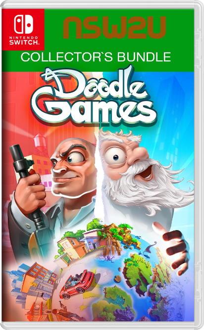 Doodle Games Bundle Switch NSP XCI NSZ