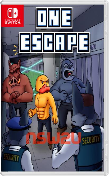 One Escape Switch NSP XCI NSZ