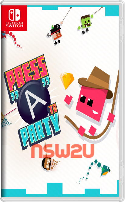 Press A to Party Switch NSP XCI NSZ