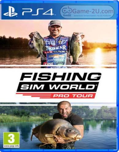 Fishing Sim World Pro Tour PS4 PKG