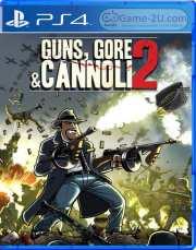 Guns, Gore and Cannoli 2 PS4 PKG