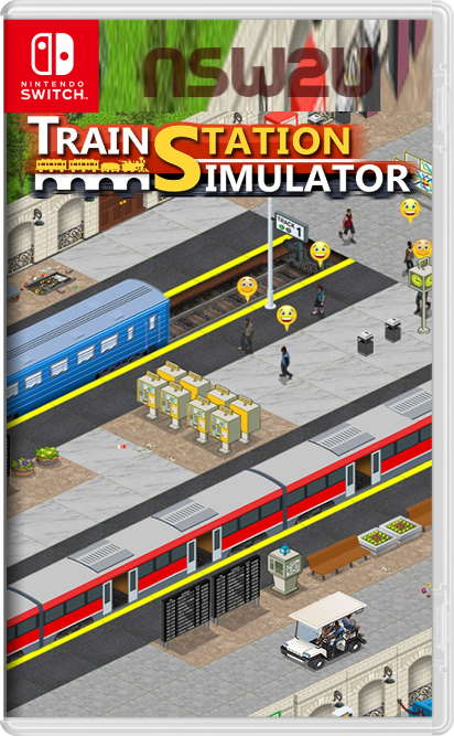 Train Station Simulator Switch NSP XCI NSZ