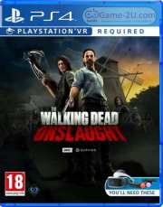 The Walking Dead Onslaught PS4 PKG