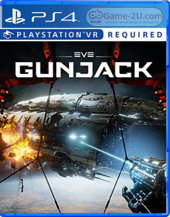 EVE Gunjack PS4 PKG