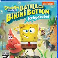 SpongeBob SquarePants: Battle for Bikini Bottom - Rehydrated PS4 PKG