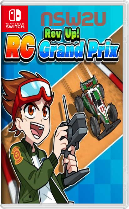 Rev Up RC Grand Prix Switch NSP XCI NSZ