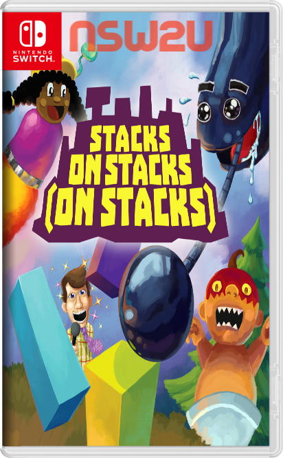 Stacks On Stacks (On Stacks) Switch NSP XCI NSZ