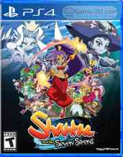 Shantae and the Seven Sirens PS4 PKG